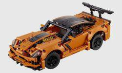 Lego will release a toy car Chevrolet Corvette ZR1 for $ 49