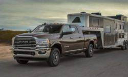 The family of Ram Heavy Duty pickups have been upgrade