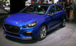 Hyundai introduced a new Elantra GT N Line