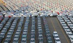 For the first time in 28 years in China fell, car sales