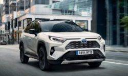 Pre-order the new Toyota RAV4 fifth generation was launched on 14 January