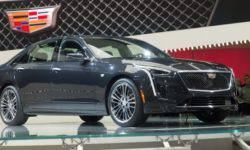 Say goodbye to Cadillac sedan CT6 farewell series V