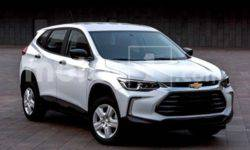 Declassified the design of the compact SUV Chevrolet new generation