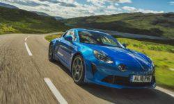 Sports car Alpine A110 will receive the 300-strong version