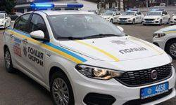The police of Kiev is developing a new model patrol cars