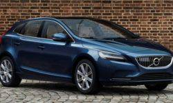 Production of Volvo V40 hatchback will be completed in 2019