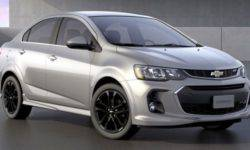 Chevrolet Aveo/Sonic are removed from production