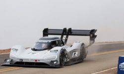 A new record Nurburgring among electric cars from Volkswagen