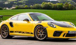 The next coupe Porsche 911 GT3 RS will get powerful naturally aspirated engine
