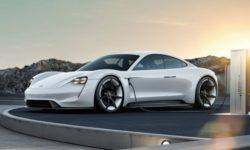 New details about the electric Porsche serial Taycan