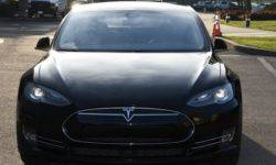 In the United States to the test leaves police Tesla