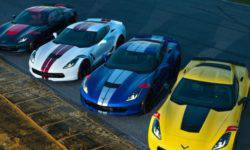 Sports cars Chevrolet Corvette Drivers Series will delight fans of