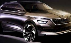 Skoda revealed the exterior of the new compact crossover for Europe