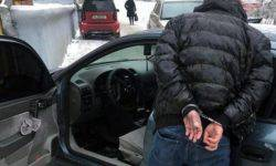 In Kiev detained a group of foreigners who robed cars