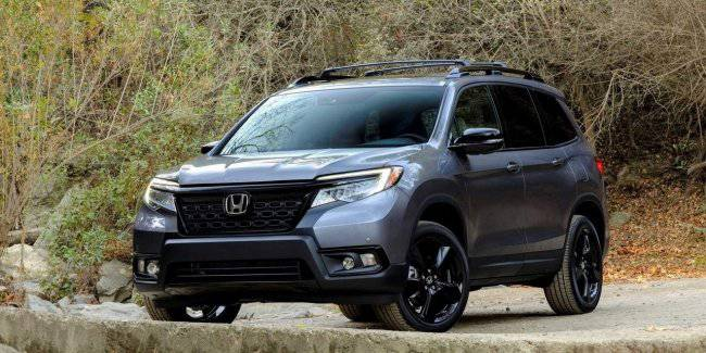 Honda Official Site >> Named The Official Price Of The New Suv Honda Passport In