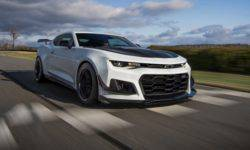 """For the first time in 26 years track Camaro equipped with the """"automatic"""""""