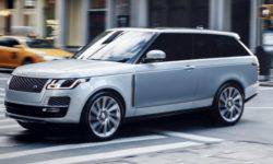 "Land Rover refused, tsumago expensive in the history of the ""Range Rover"""