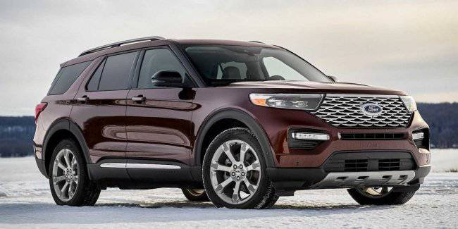 New 2020 Ford Explorer Officially Fineauto