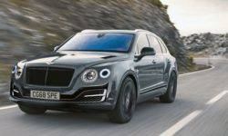 The Bentley Bentayga will see a modification which will be more powerful Lamborghini Urus