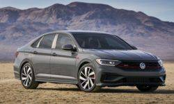 Volkswagen introduced a new Jetta GLI sedan in Chicago