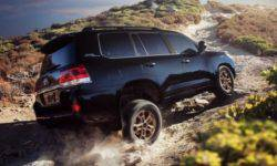 Toyota introduced the Land Cruiser Heritage 2020