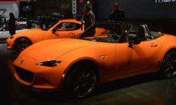 "Mazda introduced a ""special"" special model Mazda MX-5"
