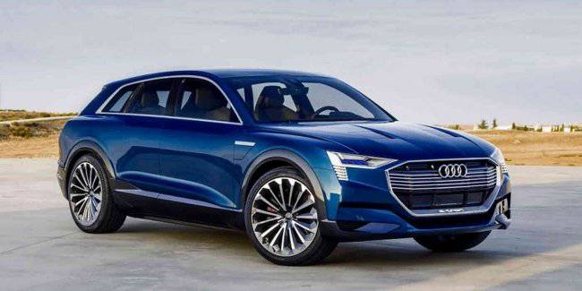 Audi will launch four hybrid and concept e-tron on March 5