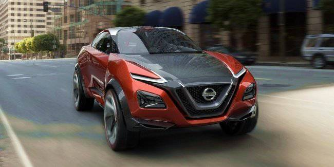 Nissan will present a new generation of the compact crossover Juke in Geneva