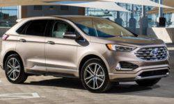 Ford refuses Edge in favor of the seven-seater Kuga