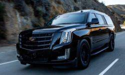 The deputies do not show: the Americans introduced an armored Cadillac Escalade SUV