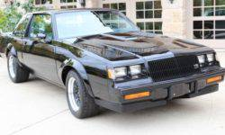 Buick 1987 release without a run was estimated at 100 thousand dollars