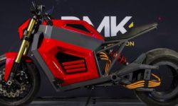 The Finnish startup announced the RMK image electric Nakada E2
