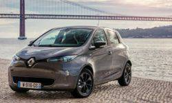 Updated electric Renault ZOE 2 have to enter the market this year