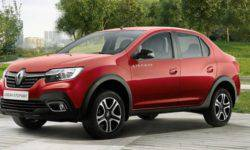"Renault will release a new ""off-road"" Logan for the Brazilian market"