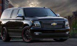 Tuners presented a 1000-strong Chevrolet Tahoe and Suburban