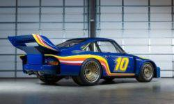 Three iconic Porsche sports car auctioned