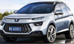 The Taiwanese company Luxgen has shown off a new crossover in modern design