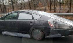 The most unusual Toyota Prius photographed in USA