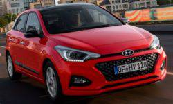 Hyundai is working on a sports version of the compact hatchback i20