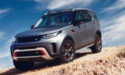 Land Rover has cancelled the release of another model