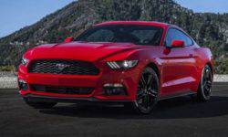 New Ford Mustang 2020 will have a more powerful EcoBoost engine