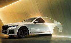 """BMW has revealed details about the updated hybrid """"seven"""""""