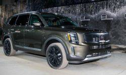 New details about the production of the crossover KIA Telluride