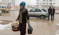 In the capital of Turkmenistan in women began to take driving license