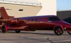 In the United States made a 13-metre limousine airplane for $ 5 million