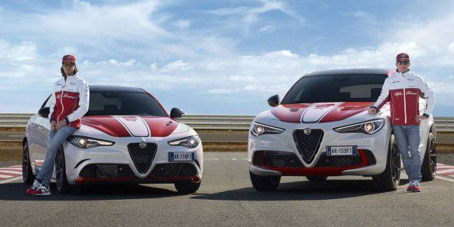 In Geneva will bring a special version of the Alfa Romeo Giulia Quadrifoglio and Quadrifoglio Stelvio