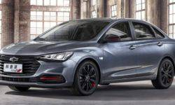 Chevrolet Monza 2019 – new budget sedan