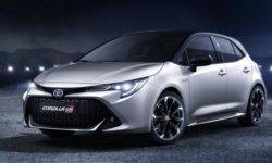 Toyota has already prepared for Europe two new versions of the Corolla