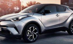 "Toyota is preparing a budget ""substitute"" the C-HR"