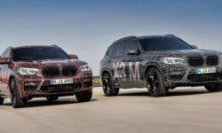 "BMW X3 and X4: the debut of ""charged"" versions will be held before the end of February 2019"